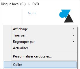 tutoriel copier disque CD DVD avec Windows 8