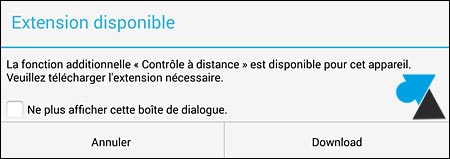 tutoriel TeamViewer QuickSupport Android controle distance