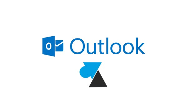Outlook : afficher le champ Cci (mail en copie cachée)