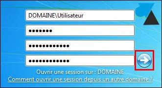 tutoriel changer mot de passe domaine Windows 7