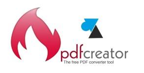 PDFCreator logo telecharger logiciel PDF Creator