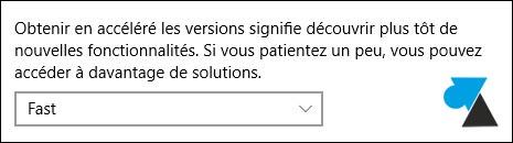 tutoriel Windows 10 Parametres mise a jour Windows Update fast