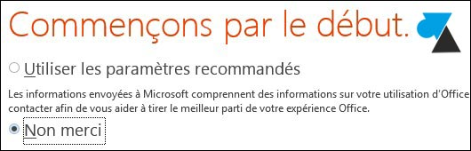 essayer le pack office Uninstalled reinstalled office and language pack same thing persists even tried running lpksetupexe but got nowhere as was asked location that contains language files downloaded proofing tools for arabic on office 2013, got me nowhere.