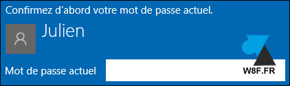 tutoriel supprimer mot de passe windows 10