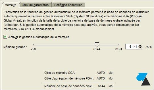 tutoriel installer serveur Oracle 12 12c