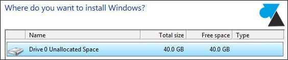 tutoriel telecharger installer Windows Server 2016