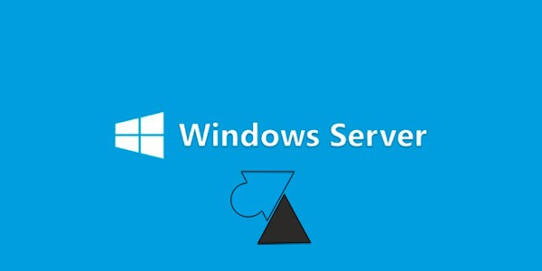 Télécharger et installer Windows Server 2016 « Nano Server »