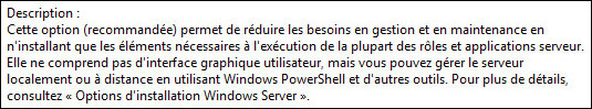 tutoriel installer Windows Server 2016 nano server