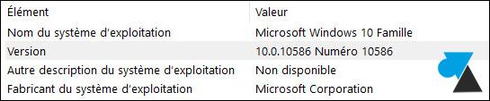 tutoriel mise a jour update upgrade Windows 10 version 1511 Threshold 2 TH2 10586 1511