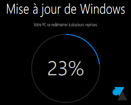 tutoriel mise a jour update upgrade Windows 10 version 1511 Threshold 2 TH2