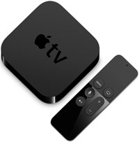 lecteur multimedia Apple TV