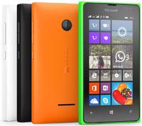 photo smartphone Nokia Microsoft Lumia 435