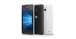 photo smartphone Microsoft Lumia 550 Windows 10 Mobile Nokia
