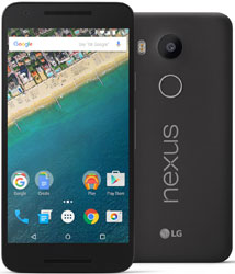 photo smartphone Google LG Nexus 5X
