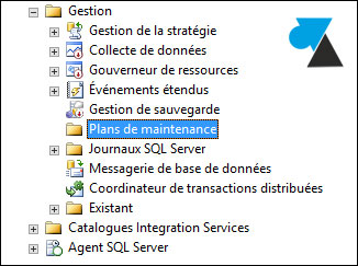 tutoriel SQL Server Agent XPs
