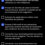 tutoriel configurer installer smartphone Windows 10 Mobile Nokia Microsoft Lumia