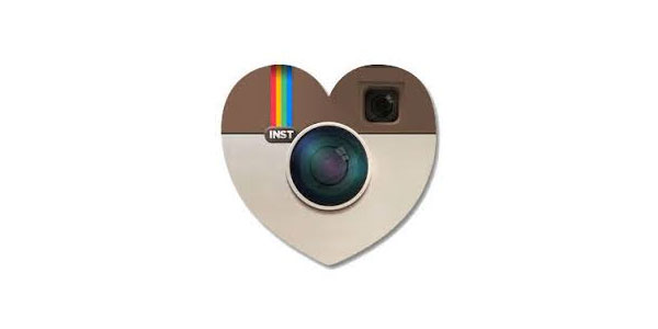 Instagram logo coeur ig