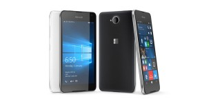 photo smartphone Microsoft Lumia 650 Windows 10 Mobile