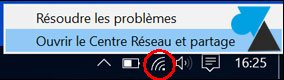 tutoriel Windows 10 connexion carte réseau Ethernet sans fil Wifi