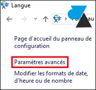 tutoriel Windows supprimer icone FRA EN barre des taches
