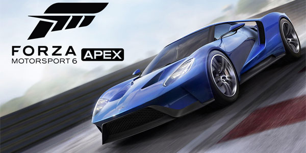 jeu video Forza Motorsport 6 Apex PC Windows