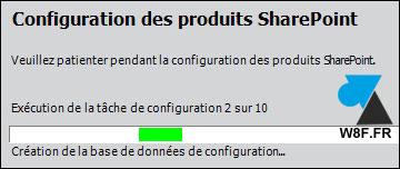 tutoriel installer Microsoft SharePoint Server 2013