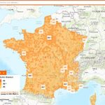 carte couverture reseau mobile Edge 2G 3G 4G 5G Orange France Telecom