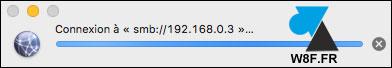 tutoriel Mac OS partage reseau Windows depuis MacOS