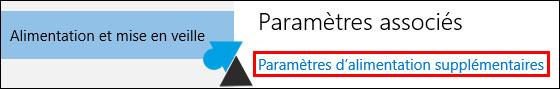 tutoriel Windows 10 supprimer mot de passe sortie de veille reveil PC
