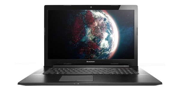Test : ordinateur portable 17″ Lenovo B70-80
