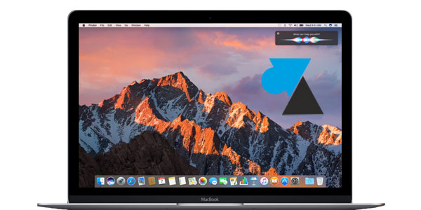 WF macOS Sierra Macbook tutoriel Mac OS