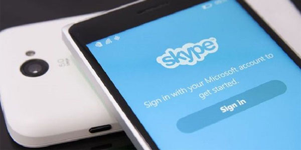 Skype Lumia Windows Mobile