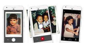 Google PhotoScan photo scanner ScanPhoto application Android iOS iPhone iPad