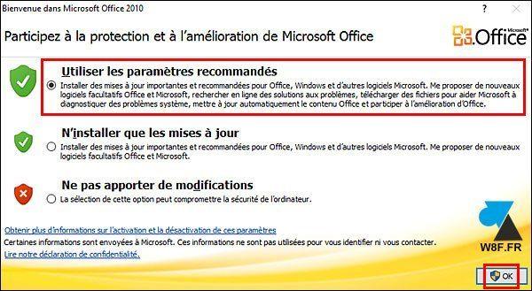 tutoriel Microsoft Office gratuit Windows 10