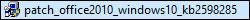 tutoriel telecharger pack Office gratuit Windows 10