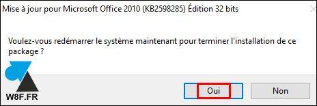 tutoriel installer pack Office gratuit Windows 10