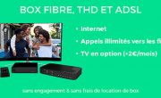 Bon plan : forfait ADSL ou Fibre RED SFR à 10€ / mois à vie