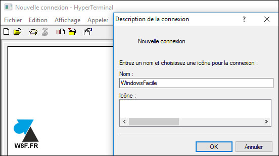 HYPERTERMINAL XP TÉLÉCHARGER GRATUIT POUR WINDOWS