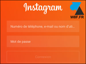 tutoriel multicompte Instagram Android