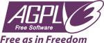 AGPL v3 logo