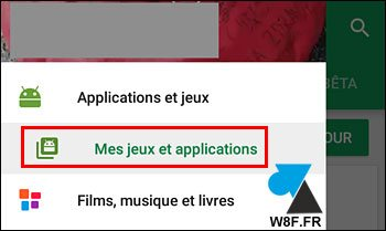 tutoriel Android application Play Store jeu