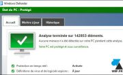 Windows 10 : ouvrir le logiciel antivirus Windows Defender