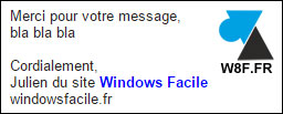 Google Gmail roue dentée Paramètres