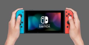 photo console de jeu Nintendo Switch