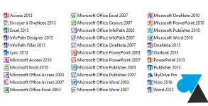 pack Microsoft Office Windows 10