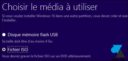 tutoriel telecharger ISO Windows 10 Creators Update 1703