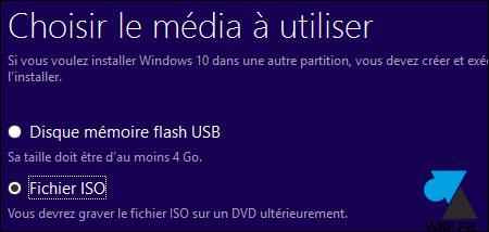 tutoriel telecharger ISO Windows 10 Creators Update 1703