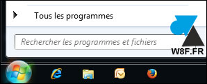 tutoriel Windows 7 menu demarrer