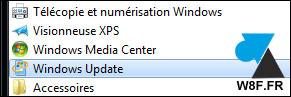 tutoriel Windows 7 Update mise à jour