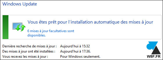 tutoriel Windows 8 8.1 Update mise à jour